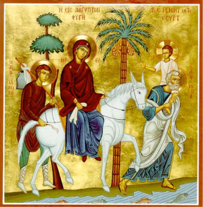 Flight to Egypt icon